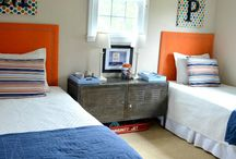 KC Bed makeover / by Rissa Huntley