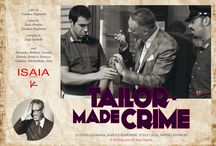 ISAIA TAILOR-MADE CRIME / INSTITUTIONAL FILM ABOUT ISAIA
