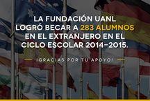 Fundación UANL / Con la compra de tu boleto apoyas a la UANL a través de su fundación.