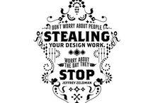 Random inspiration / Just random inspiration for graphic designers.