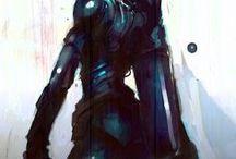 Femmes science fiction / Female Sci Fi / Femmes science fiction / Female Sci Fi