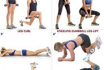 treino musculação
