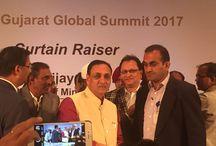 Event - Vibrant Gujarat Global Summit 2017 / Vibrant Gujarat Global Summit 2017 - Curtain Raiser