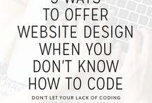 Design - Website offering