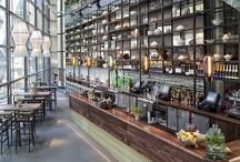 Cafés - Bares e Restaurantes