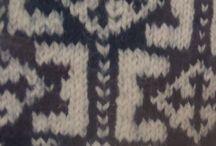 """LOTYŠSKÉ RUKAVICE / výstava """"lotyšské rukavice"""" v moravském zemském muzeu (tradiční pletené rukavice)"""