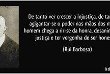Justiça em Pensamentos