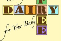Dairy-Free Breastfeeding