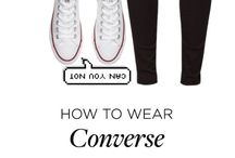 How to wear...