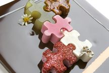 Desserts - Fine Dining / Perfectly designed and truly eye-catching desserts