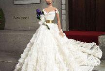 poupée barbie mariage