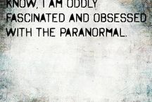 Paranormal / by Amber Withers