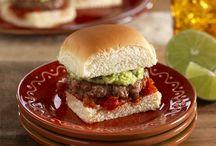 Ortega Appetizer Recipes / by Ortega