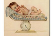 Baby Nursery Vintage / by Sabina Mugford
