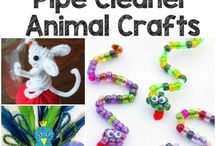 pipe cleaner art ideas