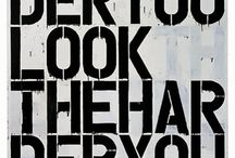 The Typography: Christopher Wool