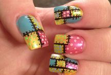Nails / Nail designs that I like. / by Leslie Brown
