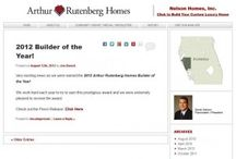 """Visit Builder Blogs / Because """"We Love to Build"""", we love to blog about it! Click to visit any Arthur Rutenberg Homes builder blogs and discover a new way to engage and share in the building experience! / by Arthur Rutenberg Homes"""