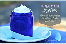 Homemade bodyproducts