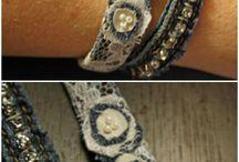 náramky, náhrdelníky, brože