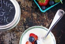 Recipes : Yogurt