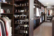 Wardrobes & shoe storage