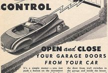 Garage Doors - Vintage