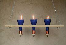 Svícny a jiné osvětlení
