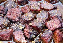 BBQ smoke recipe