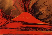 Volcano Art / by Ruckus Smith
