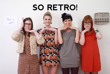 Retro! / Retro and vintage styles!