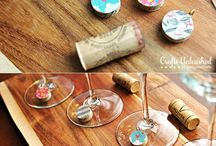 Wine Cork Crafts Ideas
