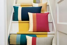 Pillow Party / All pillows, all the time.  / by Smith & Noble