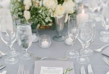 t a b l e  s e t t i n g s / a collection of swoon-worthy styled wedding tables.