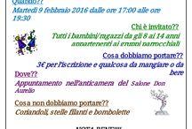 Eventi / Eventi presso la Parrocchia San Ponziano di Roma