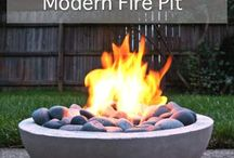 fire pits and fireplaces outdoor