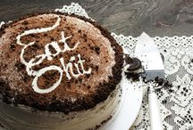 Say it with a cake