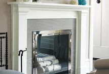 Fireplace Fabulousness / by Sarah Jessica Farber