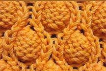 knit stitches