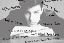 Ma love / All about mendes