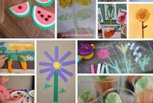 In the garden - Preschool Theme