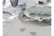 Bijoux de table - Baptême / Des idées de bijoux de table pour ajouter un plus à votre décoration  !