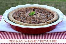 pie...pie...me oh my...I love pie