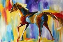 Horses / by Kerri