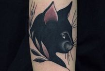 Cats tattoos​