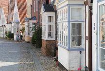 Streets of Tønder