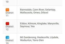 cfa districts