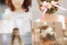 učesy a ozdoby do vlasov