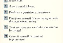 tips for success and happiness