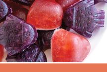 healthy home-made snacks